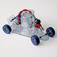 Heliocentris - Products - Hydrgen Fuel Cell Model Car (HyCo)